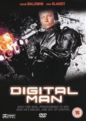 Digital Man Cover