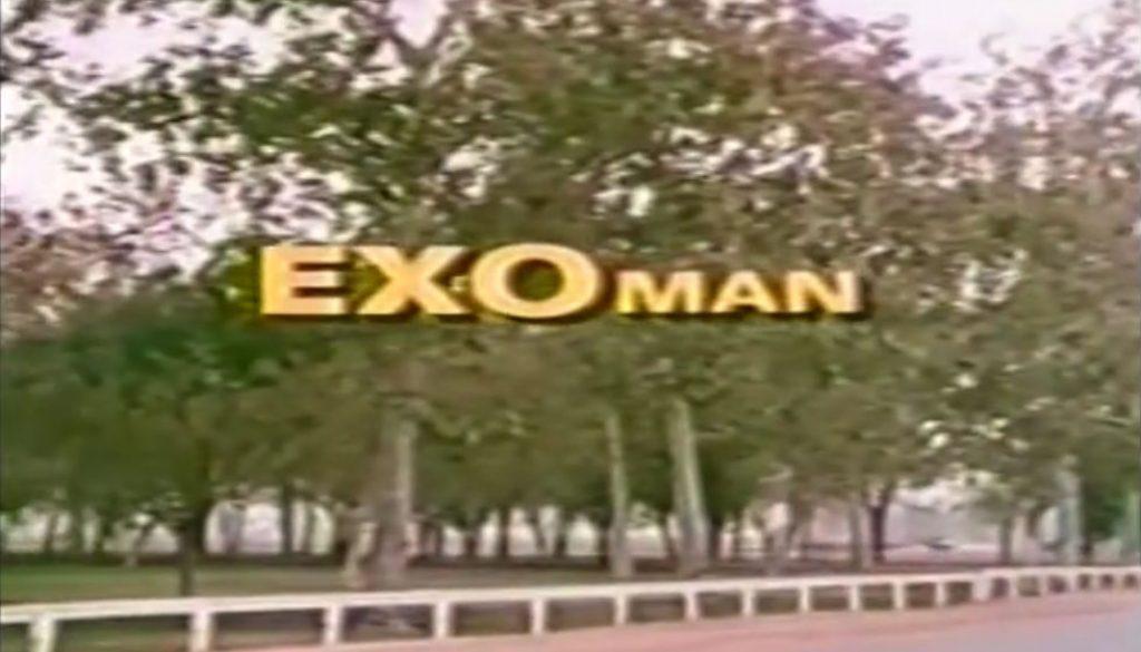 EXOman Title