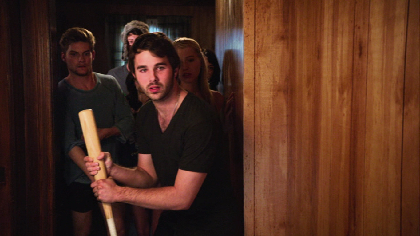 Zombeavers - Baseball bat