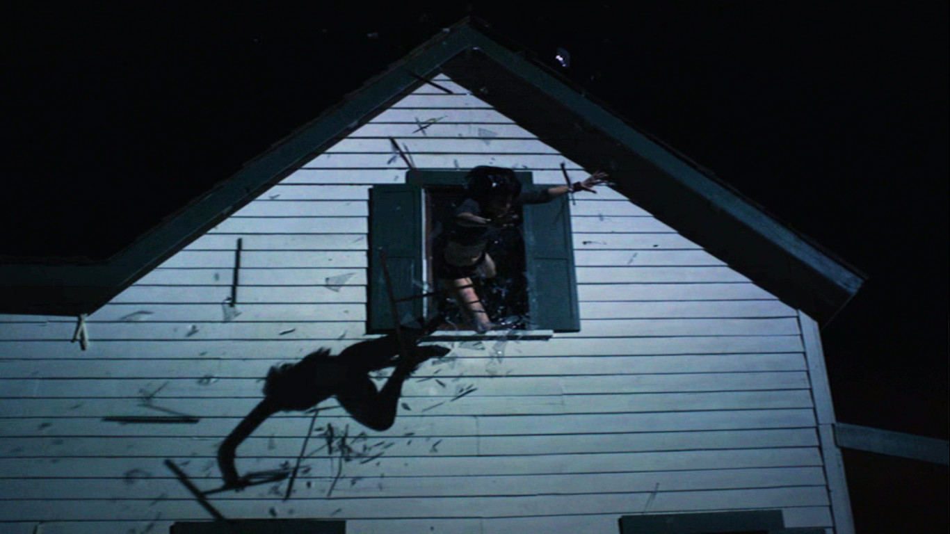 Zombeavers - Window Jump