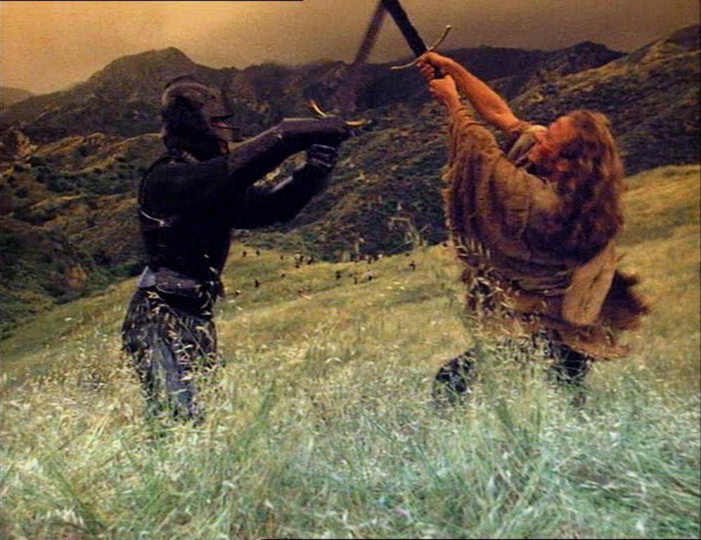 Arthur's Quest - Fighting