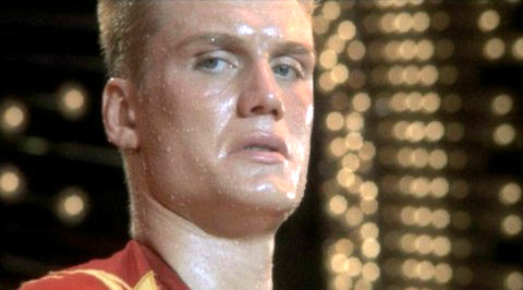 Dolph Lungren as Ivan Drago