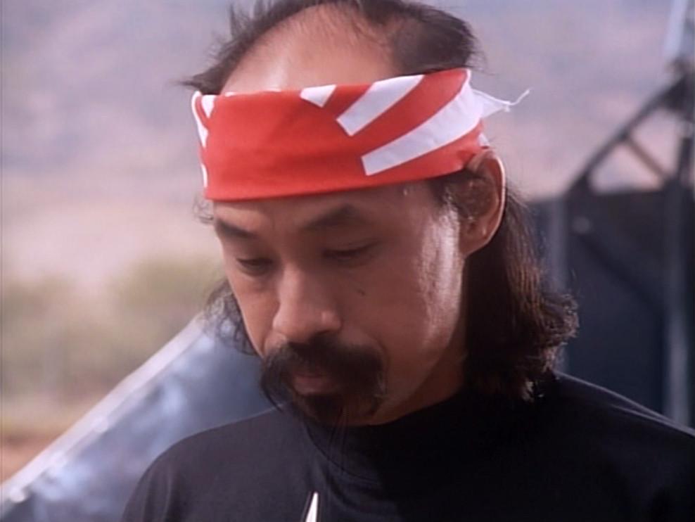 Hard Hunted - Asian-man