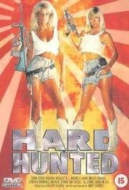 Hard Hunted Cover