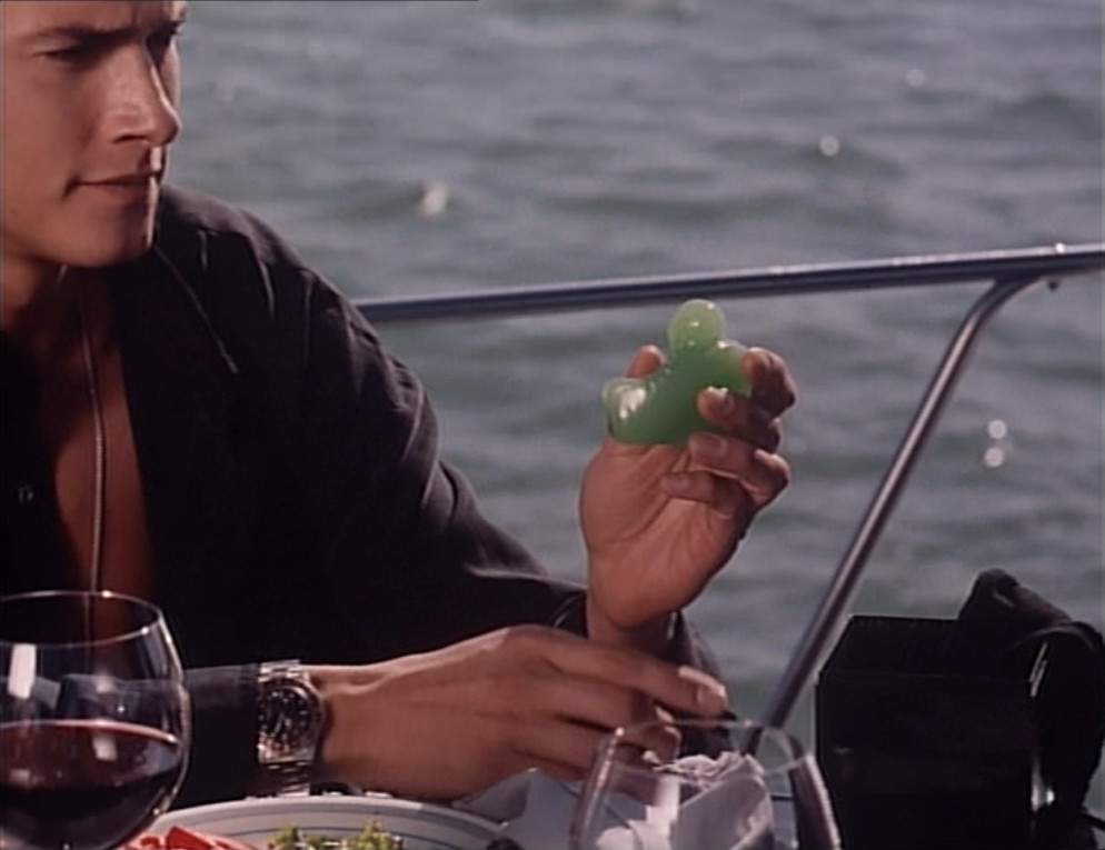 Hard Hunted - Green Blob