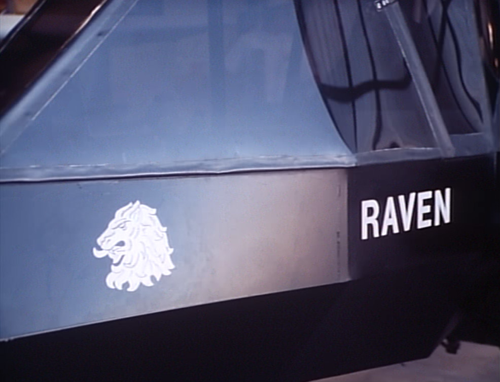 Hard Hunted - raven
