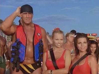 Hulk Hogan Baywatch