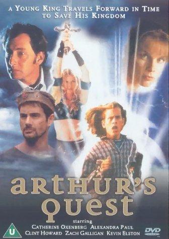 Arthur's Quest Cover