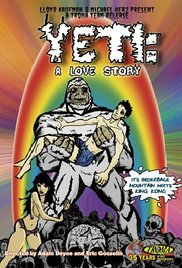 Yeti: A Love Story Cover