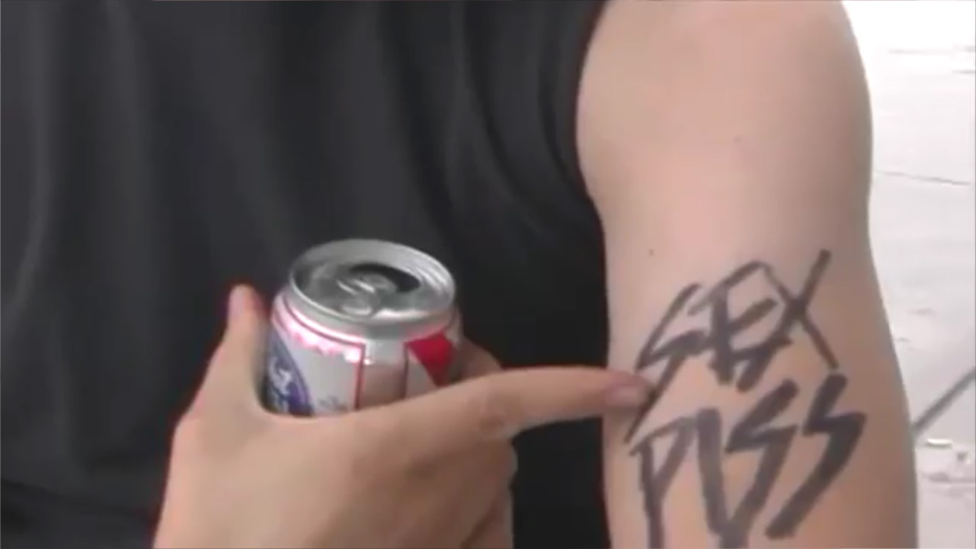 Yeti - Sex Piss Arm