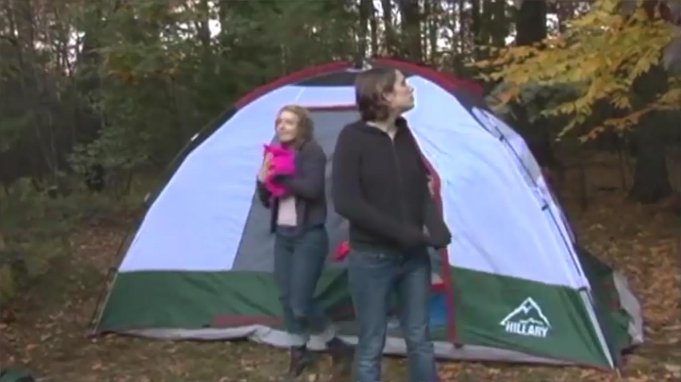 Yeti - Tent