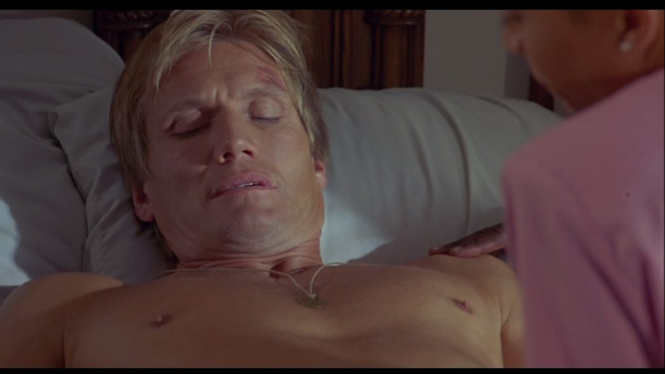 Dolph's nipples