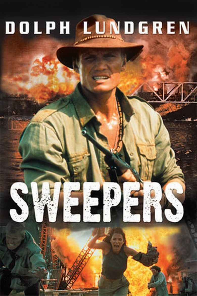 Sweepers - Cover