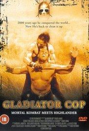 Gladiator Cop cover