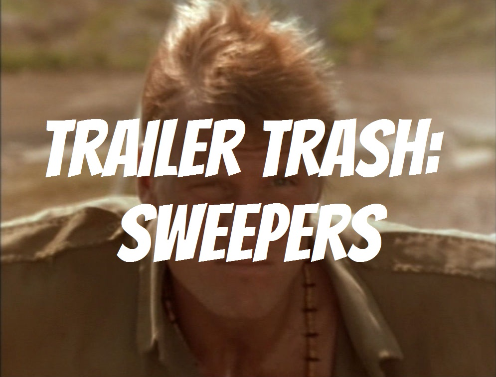 Trailer Trash - Sweepers Cover