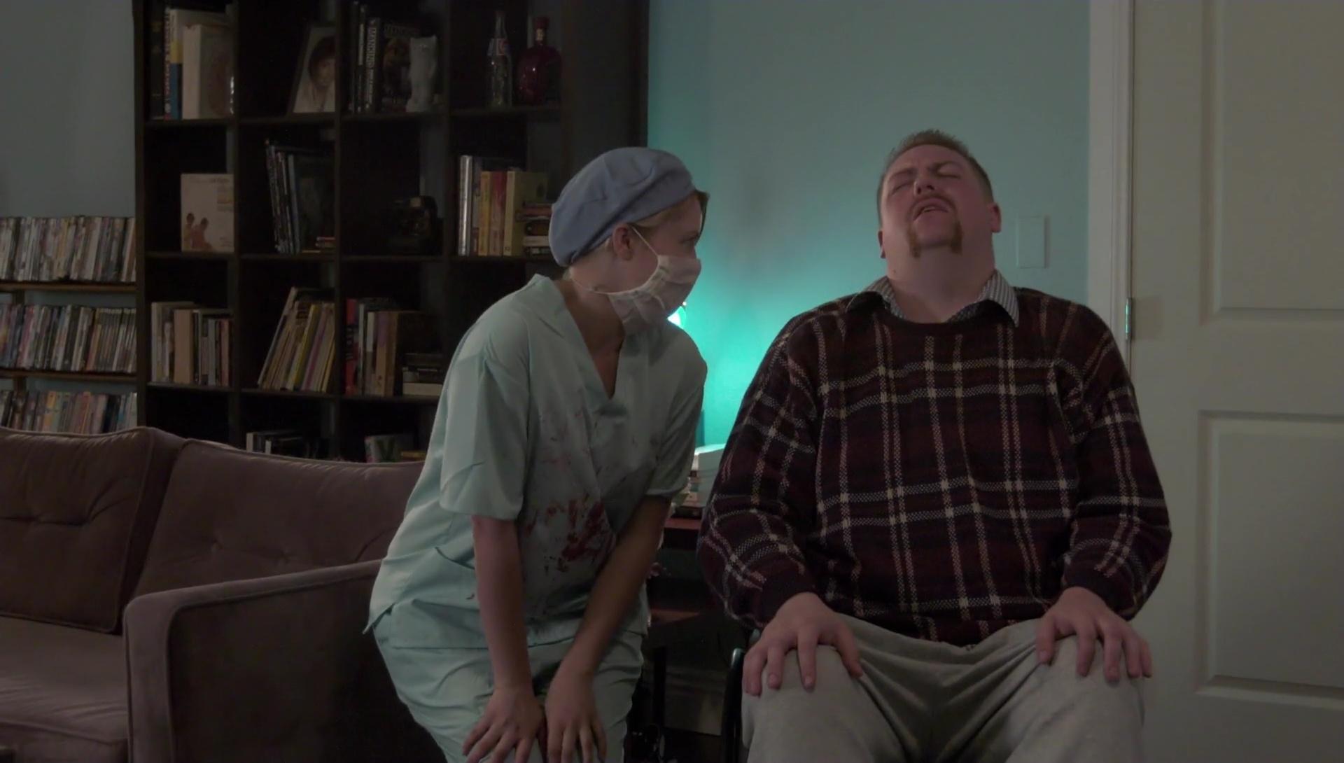 Cripple fetish