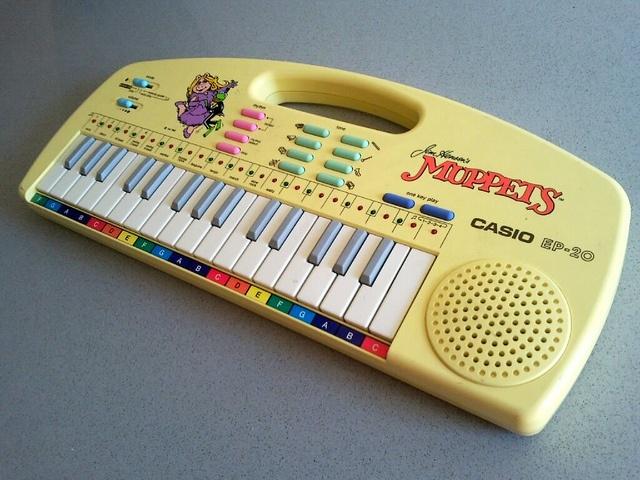 Raed's keyboard