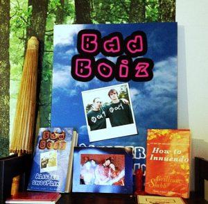 Bad Boiz Book
