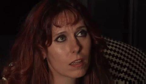 Coke woman GIF