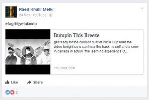 More FB Raed