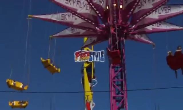 Fairground Ride 02
