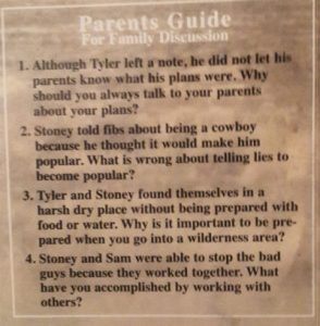 Parents Guide Horse Crazy 2