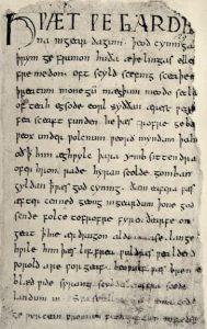 Beowulf - poem