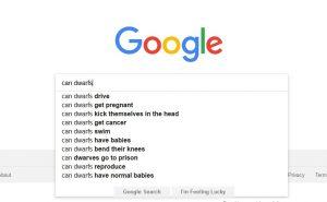 Google Dwarf
