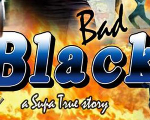 Bad Black cover image 01