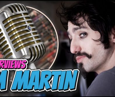 Jim Martin Interview Thumbnail